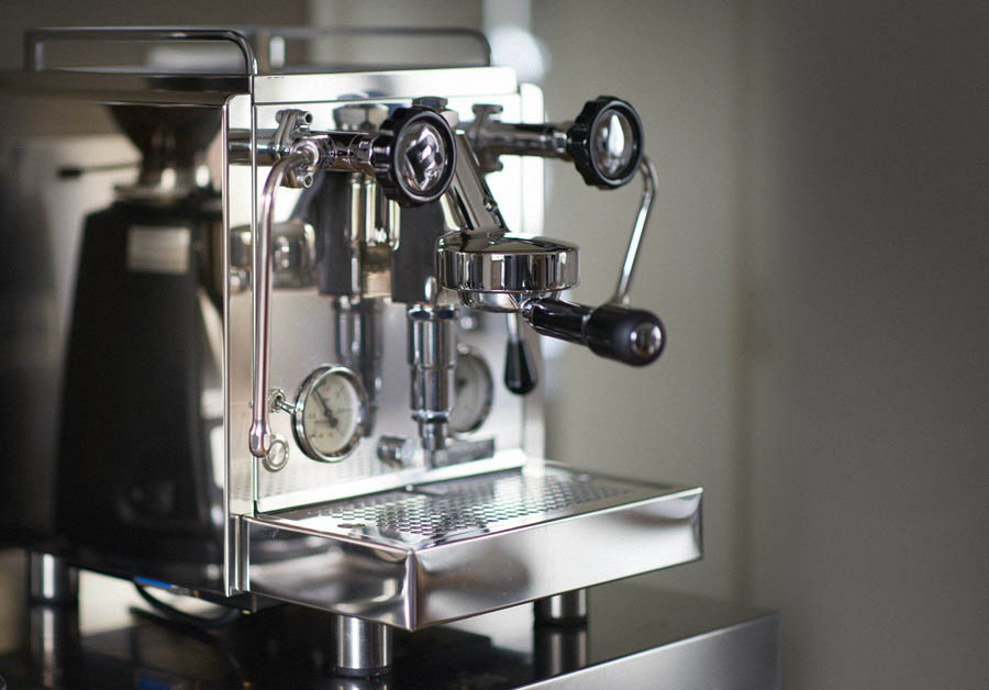 Rocket Coffee Machine Service London Espresso Clinic R58 Giotto Evo